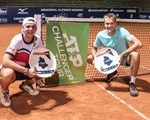 Українець Сачко виграв парний челленджер ATP в Італії